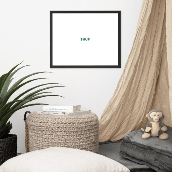 enhanced matte paper framed poster in black 16x20 front 612cf8181af88
