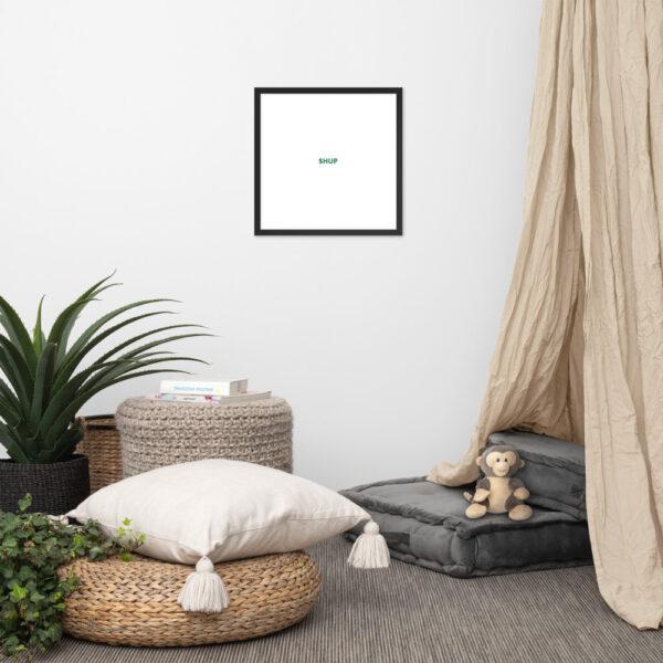 enhanced matte paper framed poster in black 18x18 front 612cf8181b063