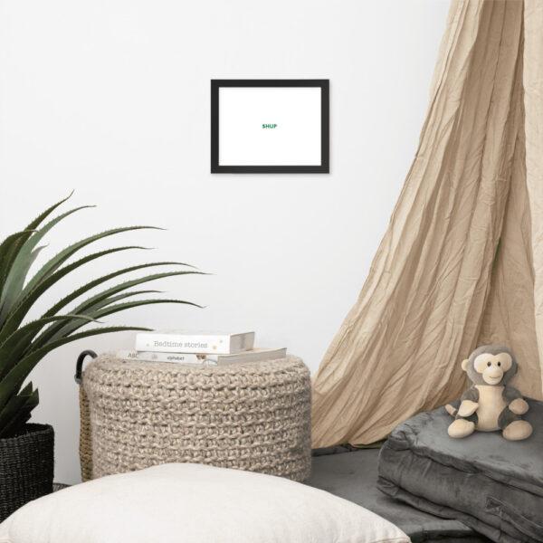 enhanced matte paper framed poster in black 8x10 front 612cf8181a8f5