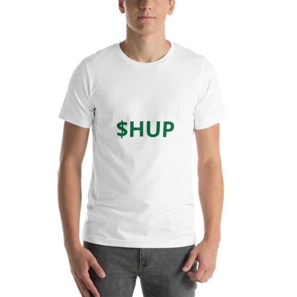 unisex staple t shirt white front 612cf93f6aff2